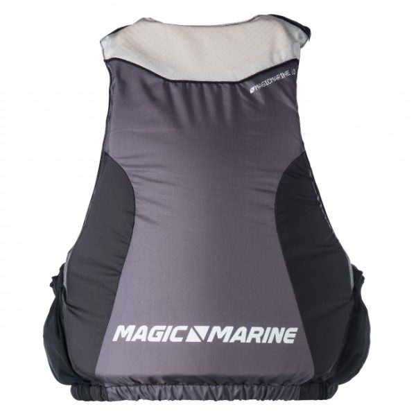 Chaleco con cremallera Magic Marine Wave Front-zip