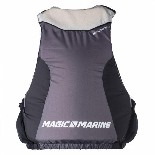 Chaleco con cremallera Magic Marine Wave Front-zip